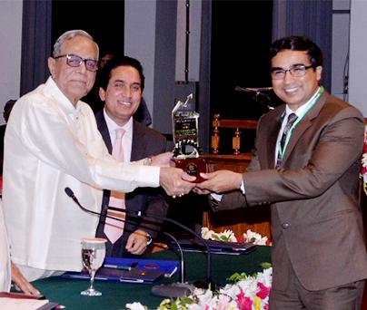 President's Award for Industrial Development-2014